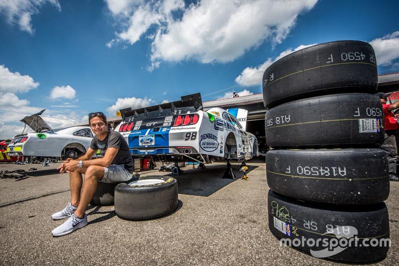 Nelson Piquet Jr. em Mid-Ohio