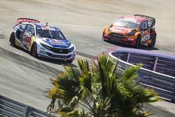 Joni Wiman, Honda; Steve Arpin, Chip Ganassi Racing, Ford