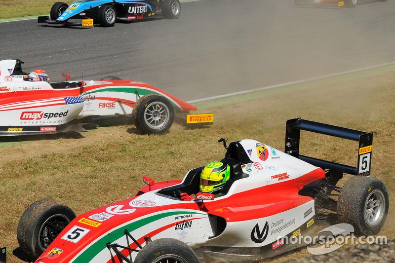 Mick Schumacher, Prema Powerteam e Juan Manuel Correa, Prema Powerteam dopo l'incidente
