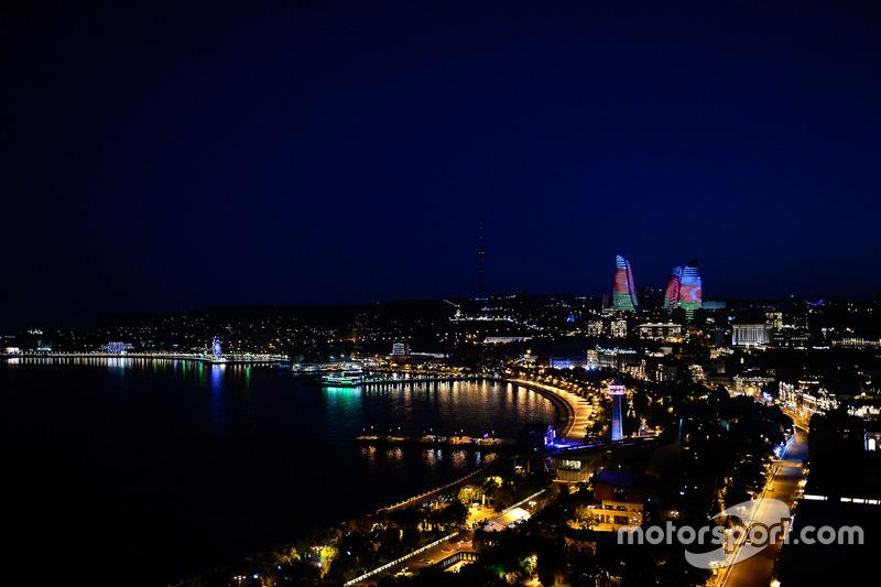Атмосфера Баку