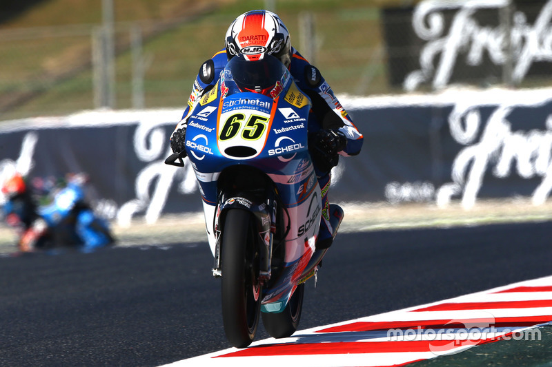 Philipp Öttl (Schedl GP Racing), Moto3 - 17. Platz