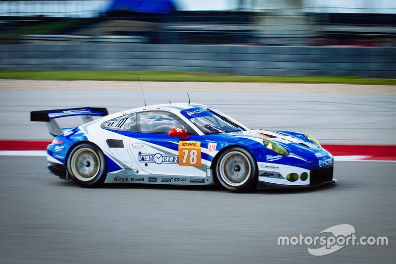 3. GTE-Am: #78 KCMG, Porsche 911 RSR: Christian Ried, Wolf Henzler, Joël Camathias