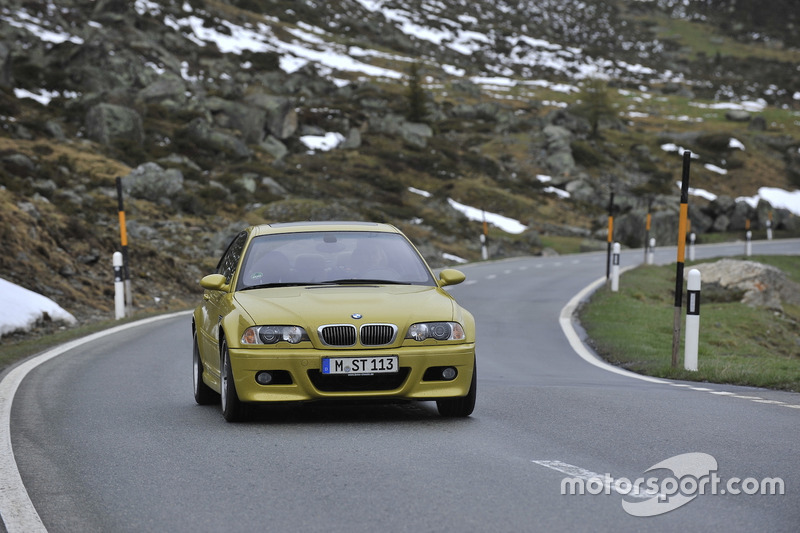 BMW M3 Coupe E46