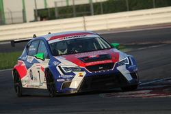 Dall'Antonia-Piccin, BF Racing, Seat Leon Racer-TCR