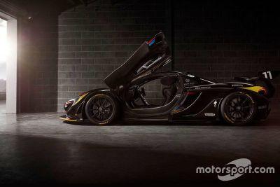 McLaren James Hunt's 40th Anniversary edition