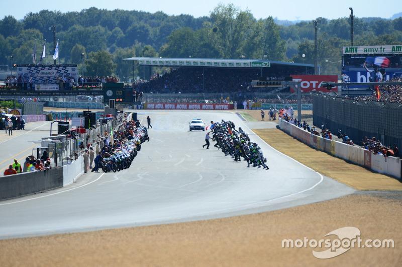 24 Stunden von Le Mans - Motorrad