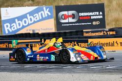 #20 BAR1 Motorsports ORECA FLM09: Johnny Mowlem, Matthew McMurry