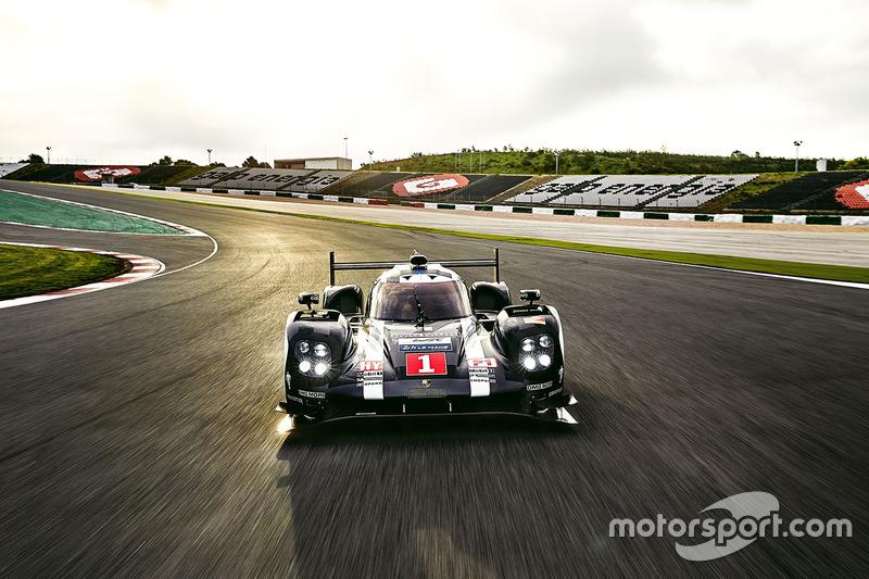 Porsche Team Porsche 919 Hybrid