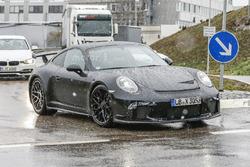 Porsche 911 GT3 2017 spyshot