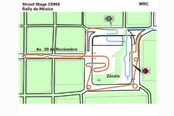 Street Stage CDMX, Rally de México