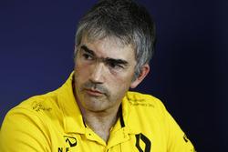 Nick Chester, Direttore Tecnico, Renault Sport F1 Team