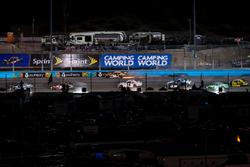 Trouble for Alex Bowman, JR Motorsports Chevrolet