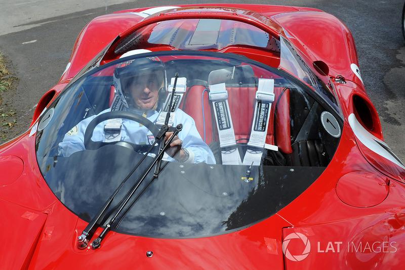 Jackie Stewart Ferrari 330 P4