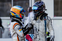 Fernando Alonso, McLaren, tercero, Lance Stroll, Williams