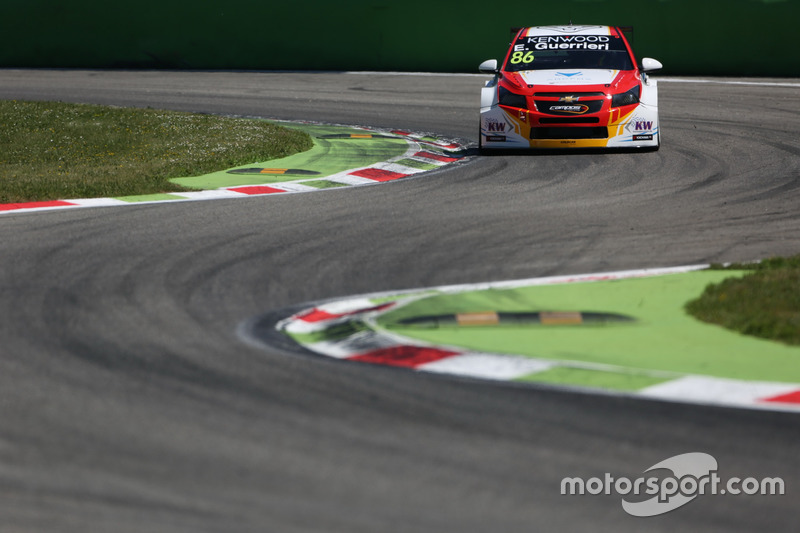 Esteban Guerrieri, Campos Racing, Chevrolet RML Cruze TC1