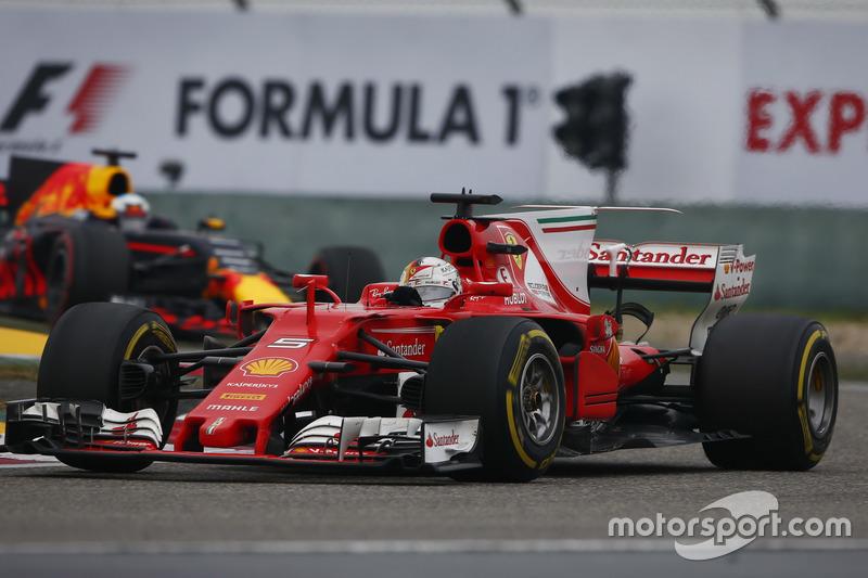 1-2. Себастьян Феттель, Ferrari — 43