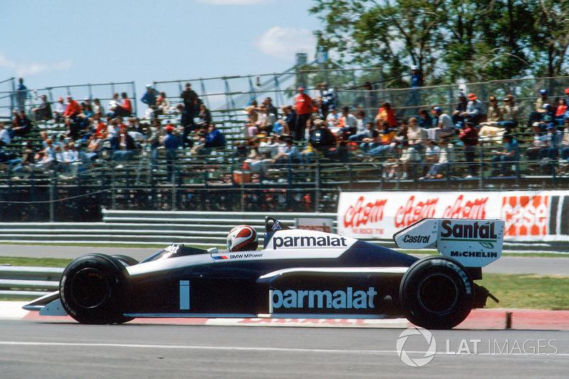 GP do Canadá – 1984