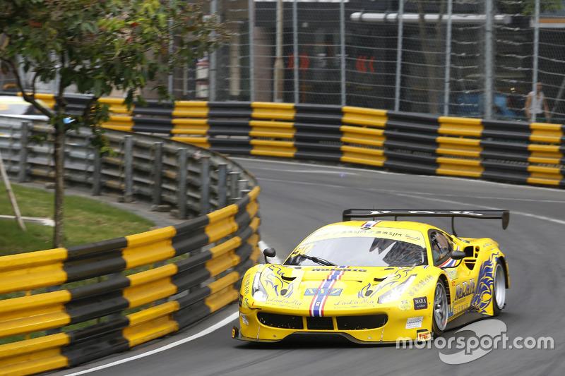 14. Pasin Lathouras, Spirit of Race SA, Ferrari 488 GT3