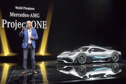 Dr. Dieter Zetsche, Mercedes-AMG Project ONE