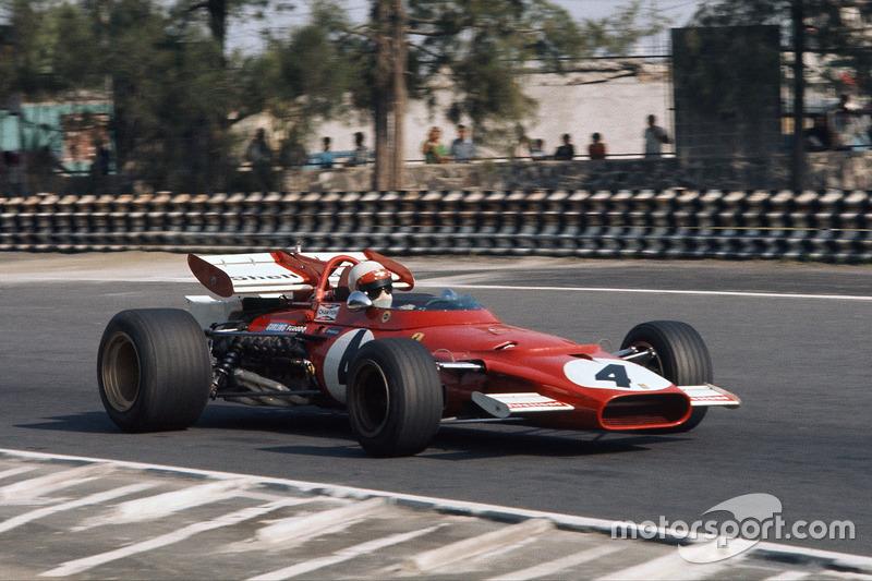 1969-1971: Clay Regazzoni, Ferrari 312B