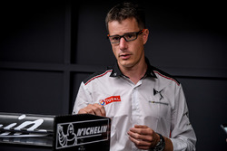 Thomas Chevaucher, direttore tecnico DS Virgin Racing