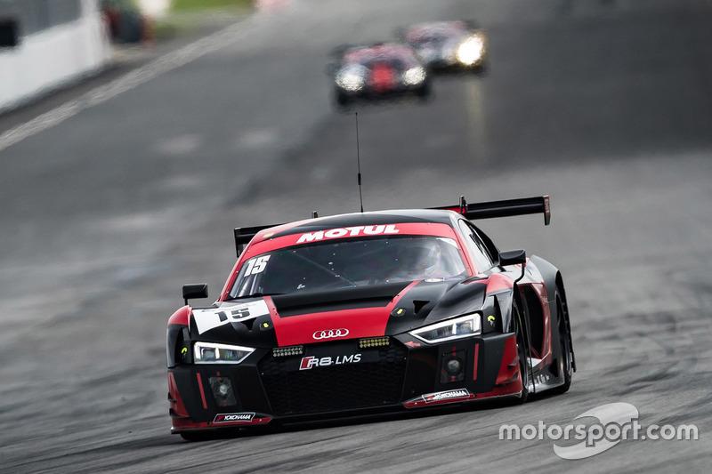 #15 Audi Sport Team Phoenix Audi R8 LMS: Christopher Haase, Robin Frijns, Laurens Vanthoor