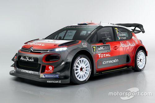Citroen Total Abu Dhabi World Rally Team