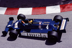 Michele Alboreto, Tyrrell Racing 010 Ford