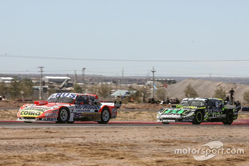 Lionel Ugalde, Ugalde Competicion Ford, Mauro Giallombardo, Werner Competicion Ford