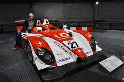 Fredy Lienhard, Porsche RS Spyder, Horag Racing, Autobau