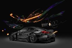 BMW M6 GT3 Cao Fei Art Car