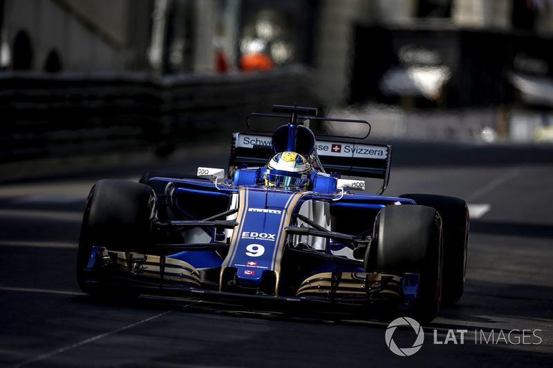 19: Маркус Эрикссон, Sauber C36