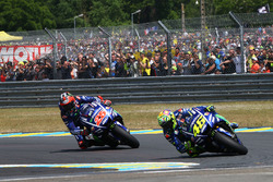 Валентино Росси и Маверик Виньялес, Yamaha Factory Racing
