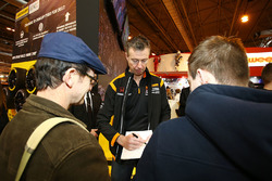 Matt Neal meet fans