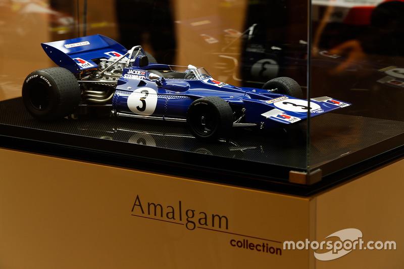Модель Tyrrell 001 Ford, Amalgam