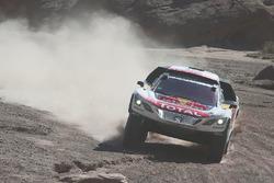 #307 Peugeot Sport Peugeot 3008 DKR: Cyril Despres, David Castera