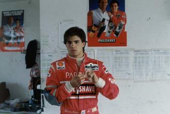 Christian Fittipaldi na F3