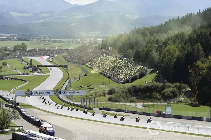 Марк Маркес, Repsol Honda Team, перше коло