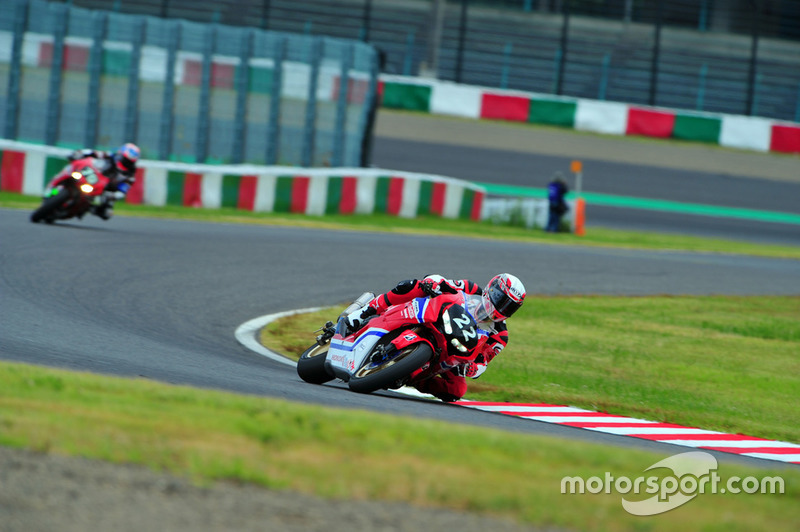 #22 Honda Asia-Dream Racing: Andi Gilang, Zaqhwan Zaidi, Troy Herfoss