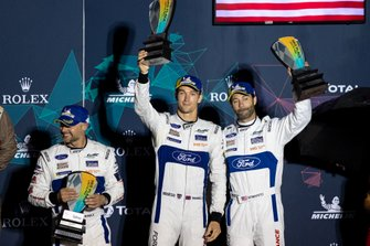 3. GTE-Pro: #67 Ford Chip Ganassi Racing Ford GT: Andy Priaulx, Harry Tincknell, Jonathan Bomarito