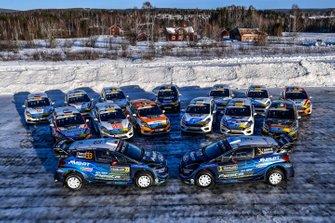 Машини M-Sport Ford Fiesta