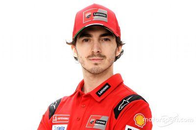 Presentación del equipo Ducati