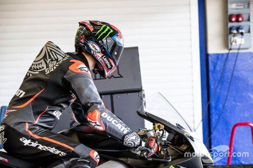 Ducati-Event in Jerez
