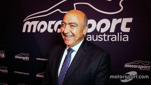 Motorsport Avustralya Ödülleri