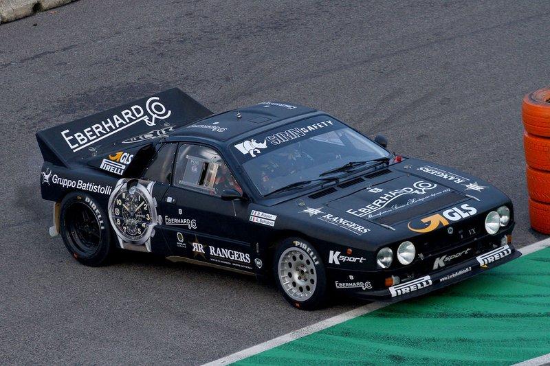 Альберто Баттистолли, Беттина Биазьон, Lancia Rally 037