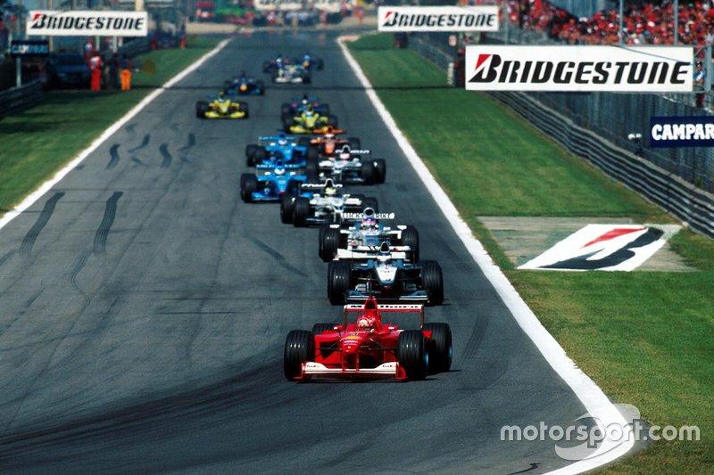 #41 GP d'Italie 2000