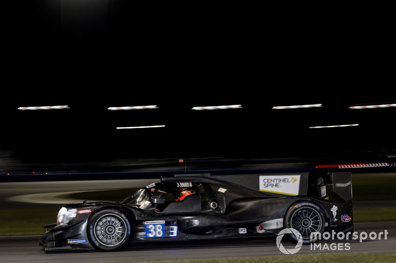 #38 Kyle Masson, Kris Wright, Cameron Cassels, Robert Masson; Performance Tech Motorsports, ORECA 07 Gibson LMP2 (LMP2)