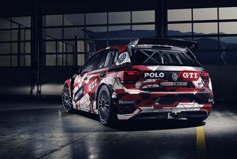 Livrée de la VW Polo GTI R5