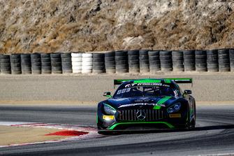 #43 Mercedes-AMG Team Strakka Racing Mercedes-AMG GT3: Maximilian Götz, Lewis Williamson, Raffaele Marciello