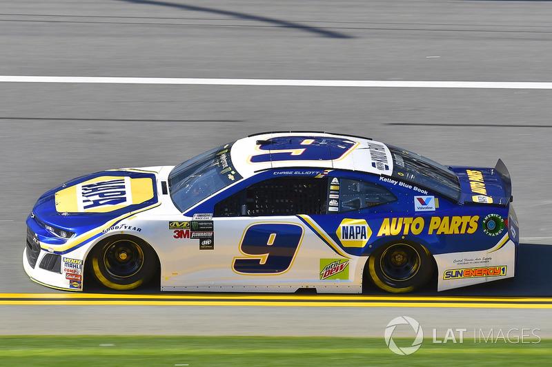 4. Чейз Елліот, No. 9 Hendrick Motorsports Chevrolet Camaro